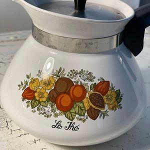 Spice of Life 6 Cup Tea Pot P-104